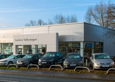 Lookers VW Darlington and Northallerton