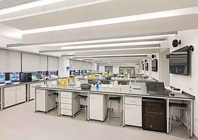 Sunderland University Science Department